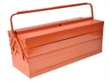 Metal Cantilever Tool Box 22in